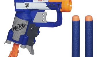 NERF N-STRIKE JOLT BLASTER REVIEW