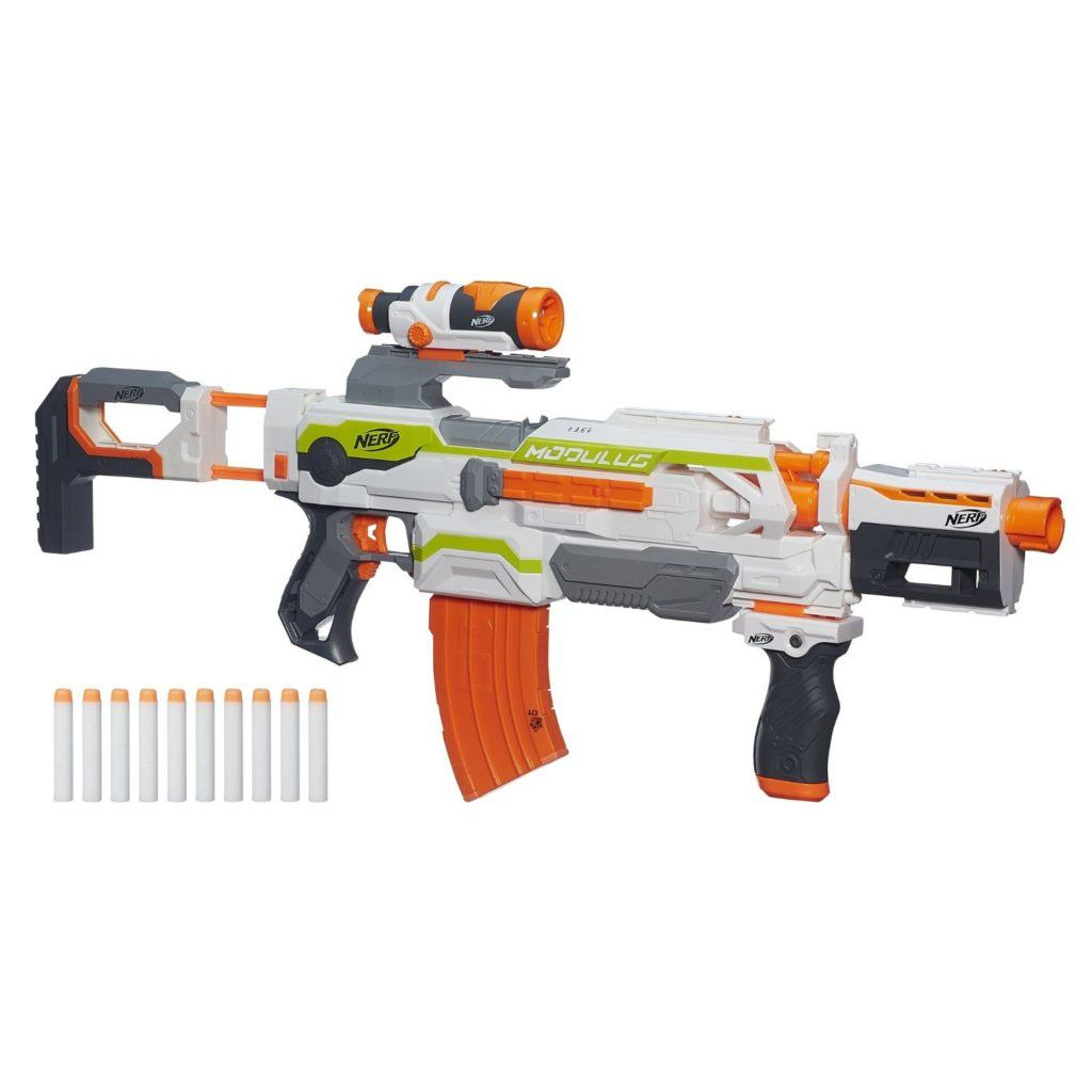Video: Real Life Nerf Gun