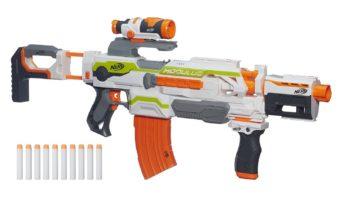 Nerf N-Strike Modulus ECS-10 Blaster Review