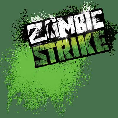 Nerf Zombie Strike Series Blasters logo