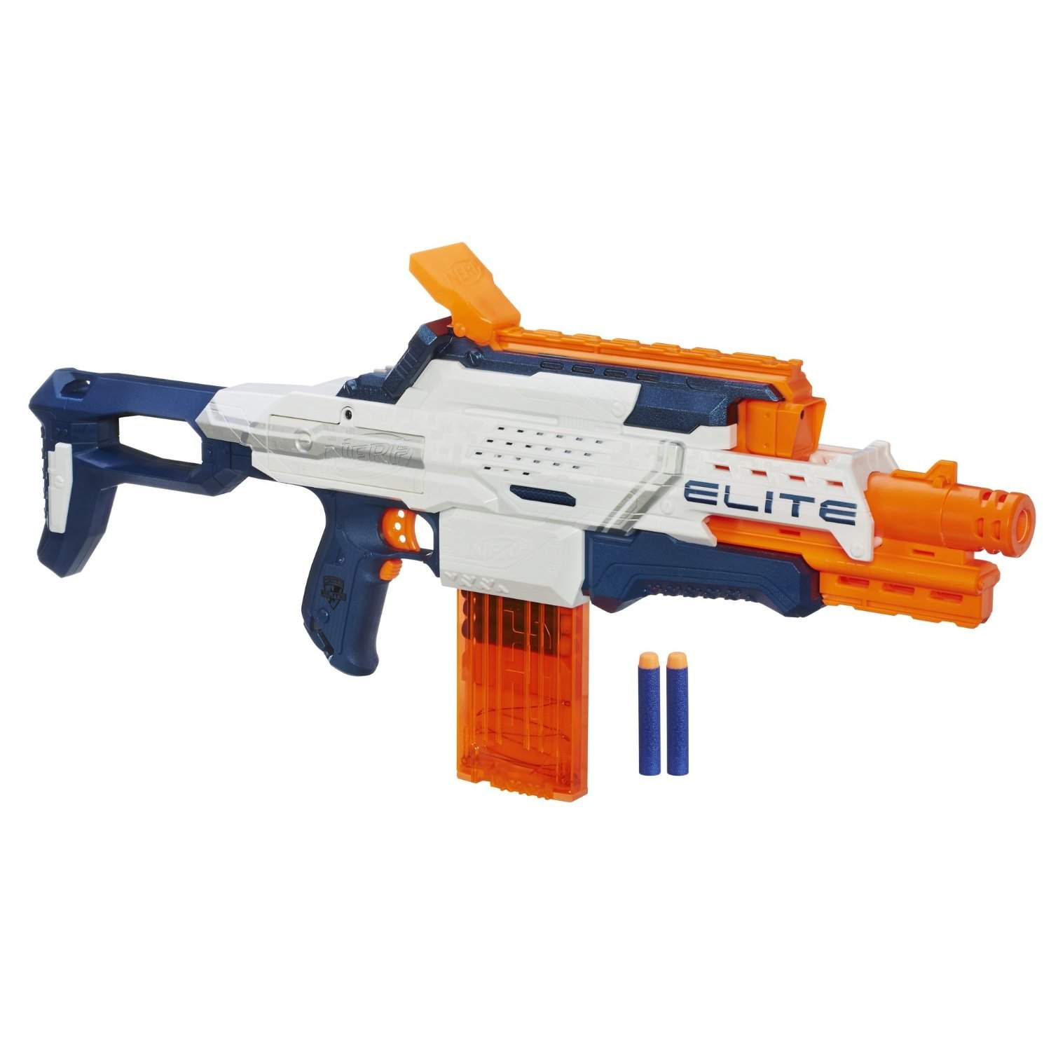 World's Largest NERF Gun